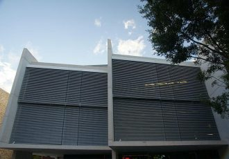 external venetian blinds, external aluminium louvres, external window louvres,external venetian louvres blinds,external venetian blinds projects,external venetian blinds austin,